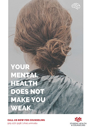 Your Mental Health Does Not Make You Weak